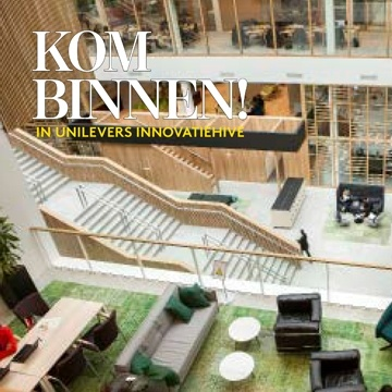 Reportage Foods Innovation Centre Unilever – Adformatie