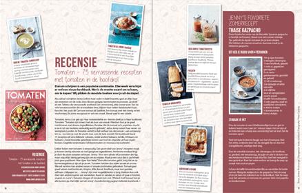 Recensie Tomaten – Cashew Stadstuinieren - Janine Bruinooge