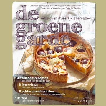 Seizoensrecepten kookboek De Groene Garde