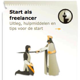 Webredactie & projectleiding Lancelots.nl