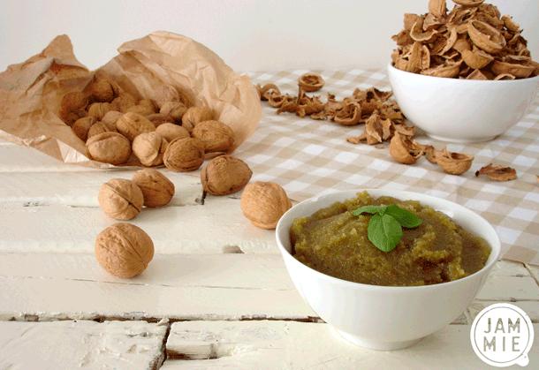 Walnotenpesto van Nederlandse walnoten - recept - JAMMIE